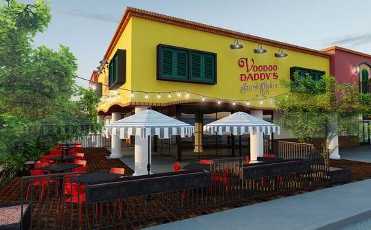 VooDoo Daddy's new cajun food restaurant located in Tempe