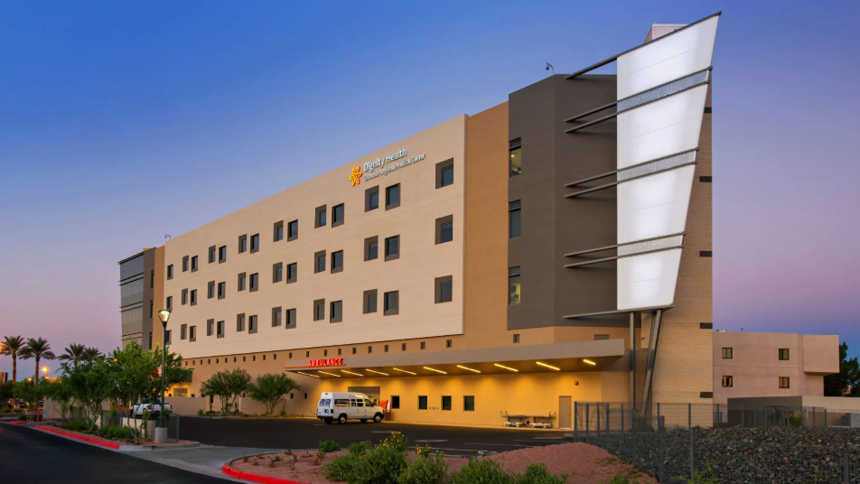 photo of Chandler Regional medical center