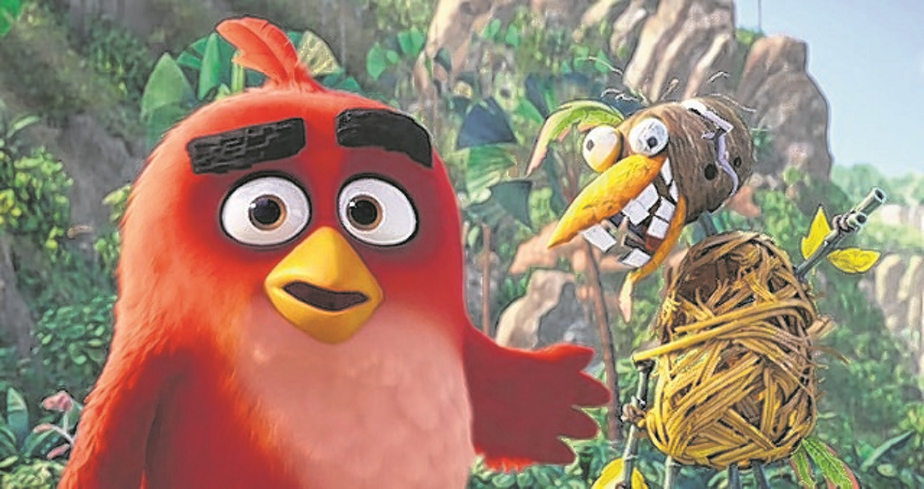 Angry Birds: Tweeting a poor message to young audiences?