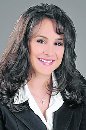 Bernadette Coggins, newly elected Kyrene school board president
