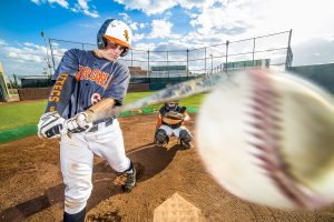 Damon DeVirgilio of Corona del Sol has been playing since the age of 3. [Photo Billy Hardiman/Wrangler News]