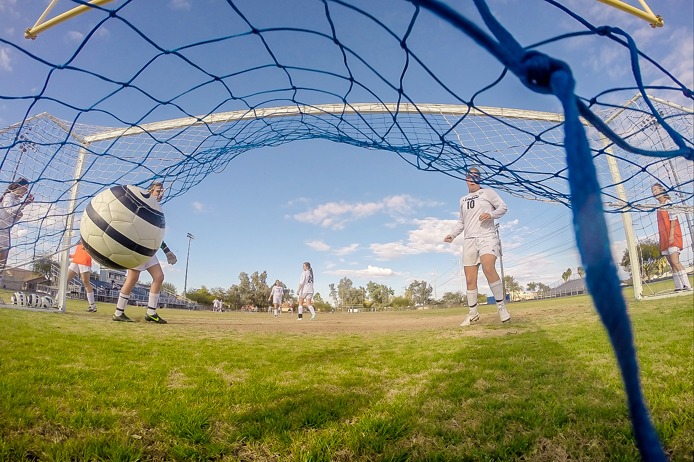 VC soccer girls prevail over Horizon Honors H.S.