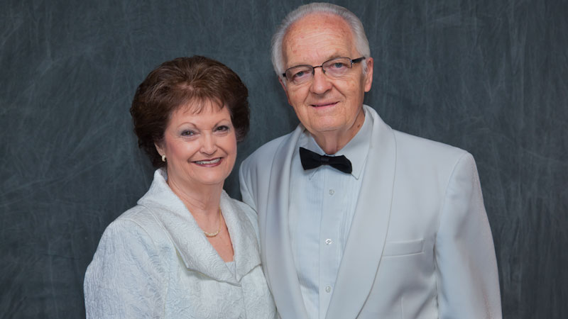 50th anniversary proves truth of love at first sight