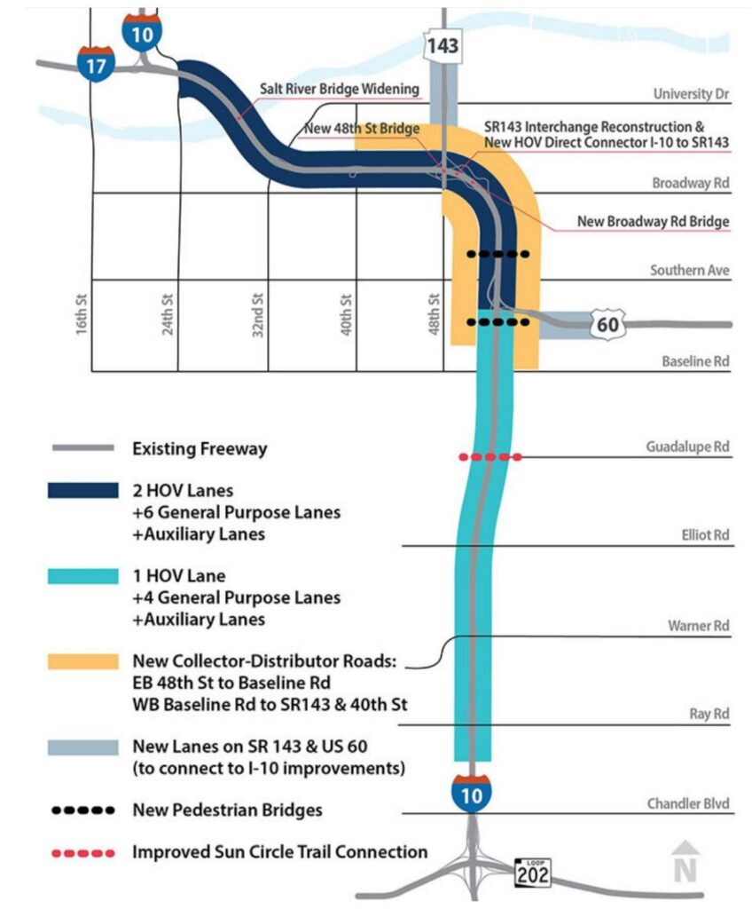 LEE Broadway Curve project graphic