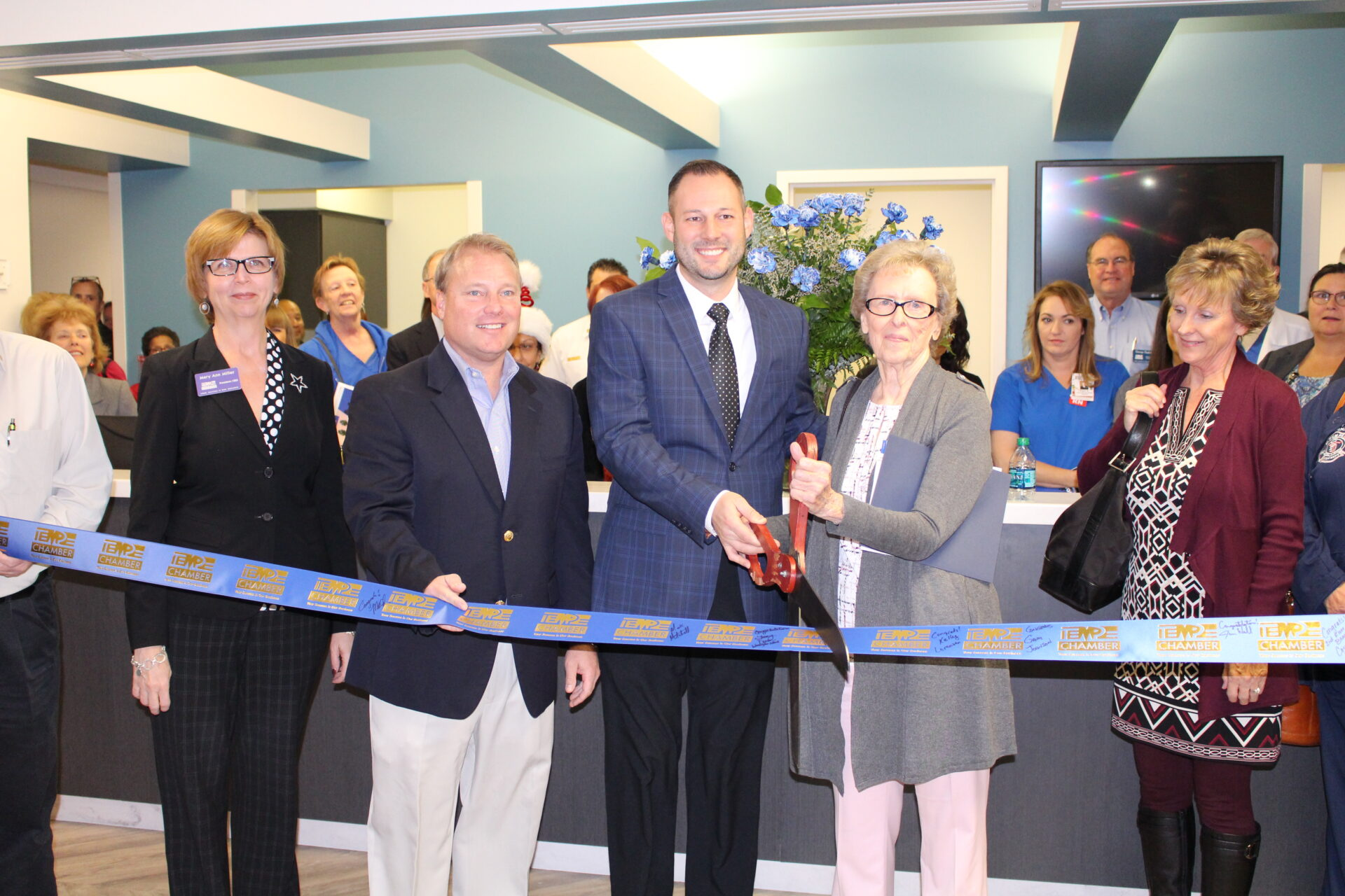 Tempe St Lukes Hospital reopens a bed surgical floor