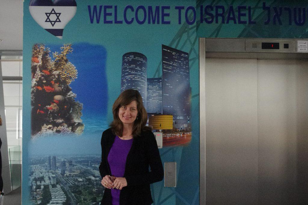 Wrangler News journalist Joyce Coronel traveled to Israel in November.