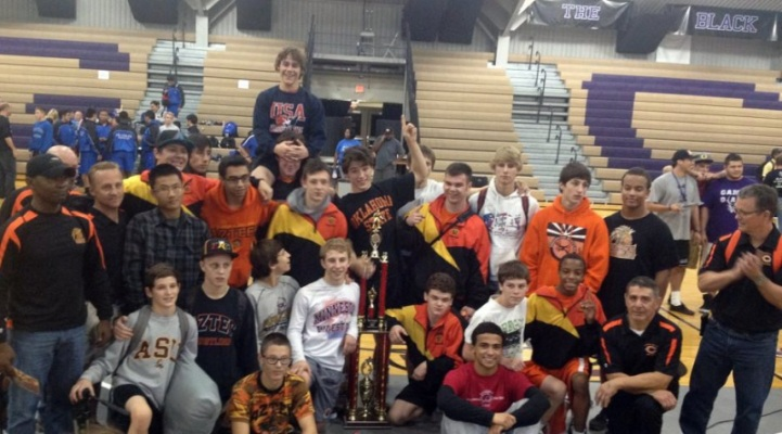 Holiday matches will test wrestlers' durability