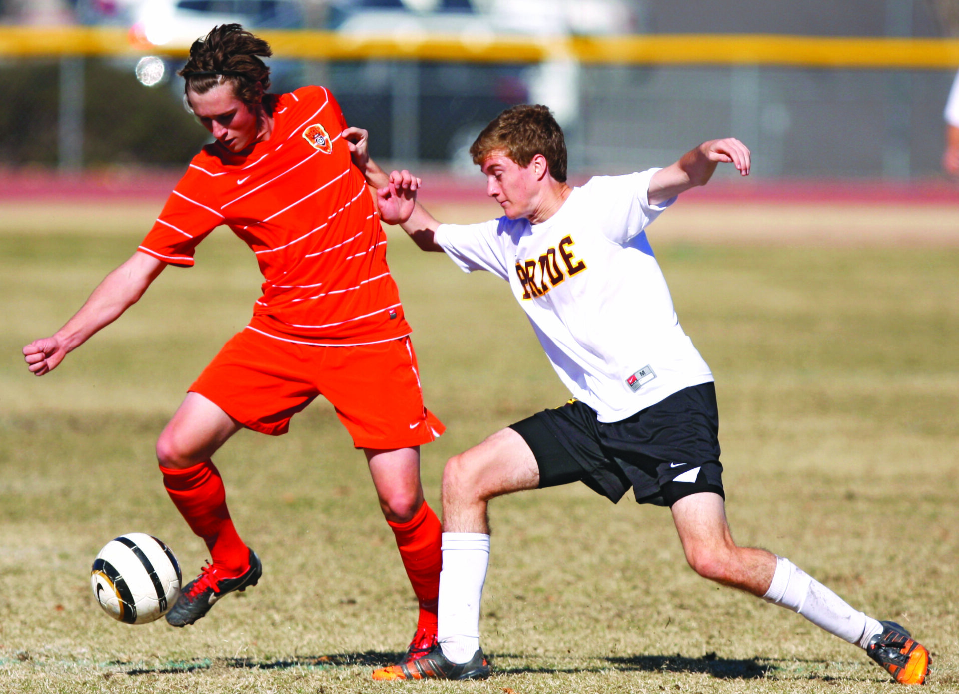 High school athletes recognized in annual fall All City awards