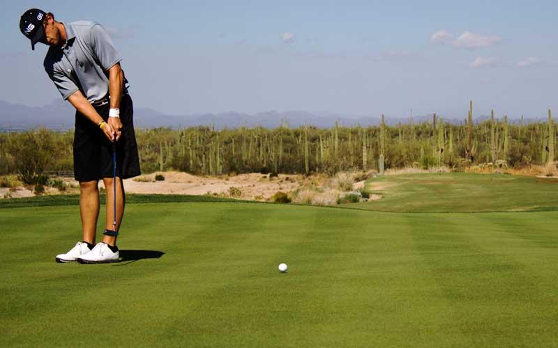Marcos grad living a dream as he pursues pro-golf career