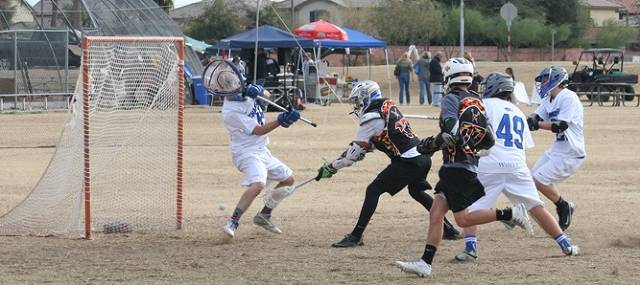 The Corona del Sol lacrosse program is a club sport that began at the school in 2003.