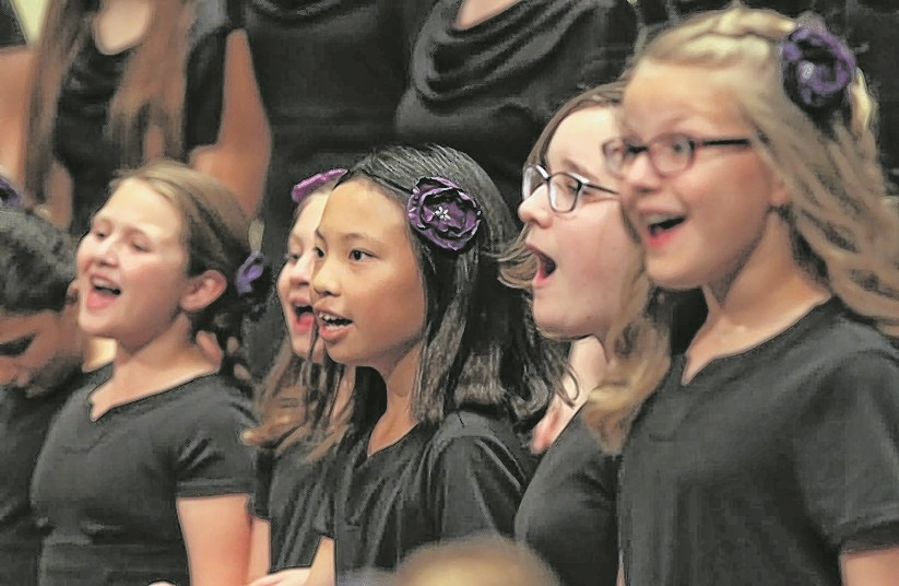 Youth choir sets auditions