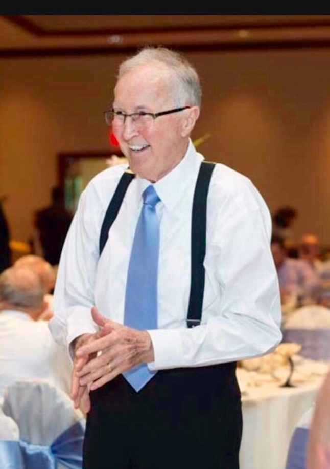 "Rev. Guy Davidson: A ""people person"" with generosity, compassion for all."