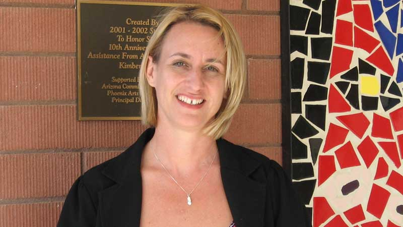 New principal eager to build relationships, trust with Kyrene del Norte parents