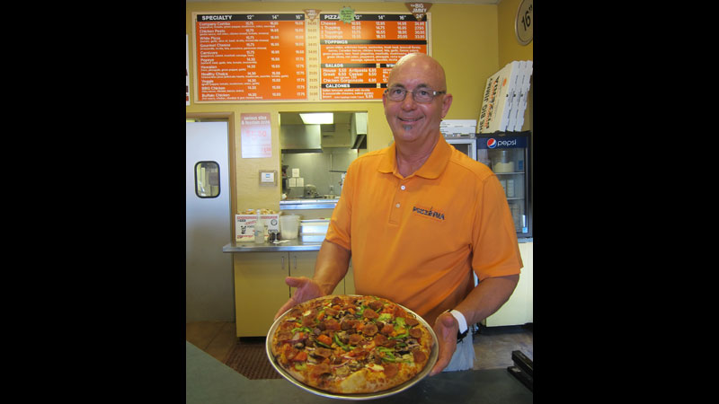 No. 1 goal of popular pizzeria: Building relationships