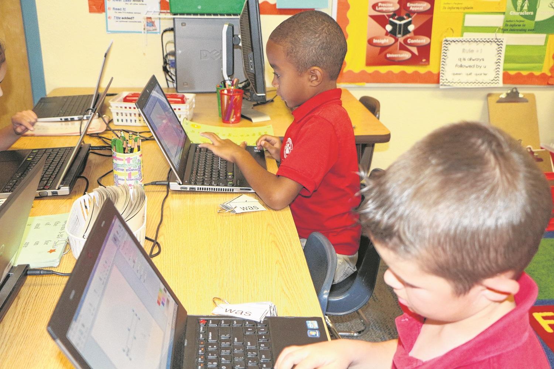 Kyrene initiative gives little ones a jump start on preschool