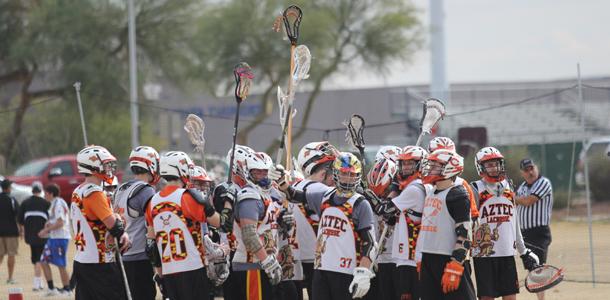 New coach spurs culture change for lacrosse