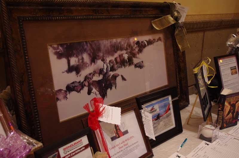 Taste of Kyrene art donation
