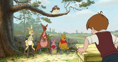 Pooh tale best of animal epics