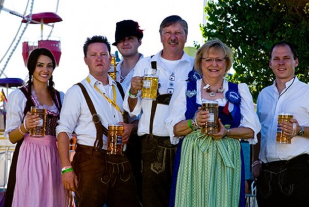 For over 40 years, Tempe's Oktoberfest has brought the community together for food, fun and, of course, beer.