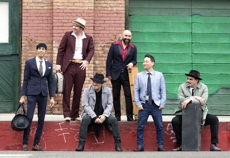 Ozomatli brings multicultural message of unity to Tempe show