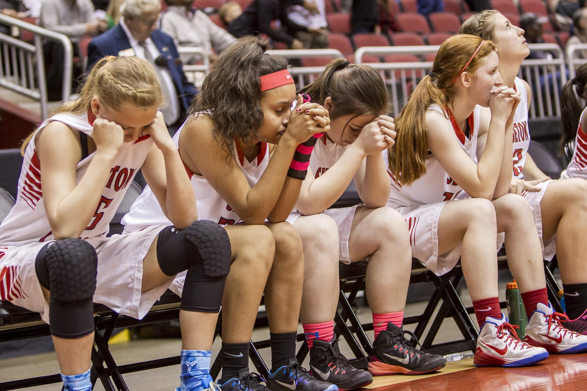 Seton girls basketball takes runner-up after hard final loss