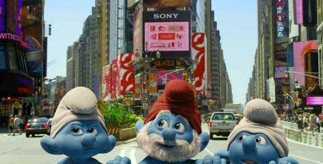 '50s Smurfs legend resurrected for 3D remake — and a worthy one at that