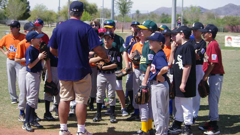 Tempe South Little League goes to bat for 2012 season