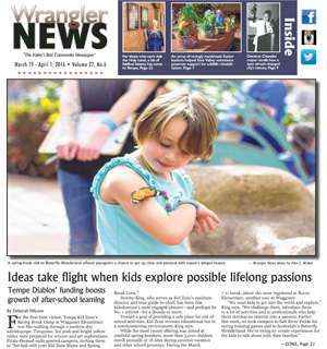 Online Edition – March 19, 2016