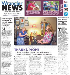Online Edition – May 7, 2016
