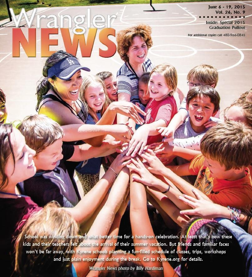 Online Edition – June 6, 2015