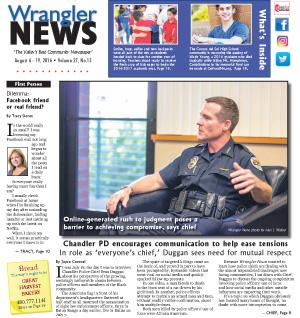 Print Edition – August 6, 2016