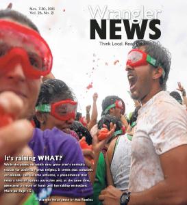 Online Edition – November 7, 2015